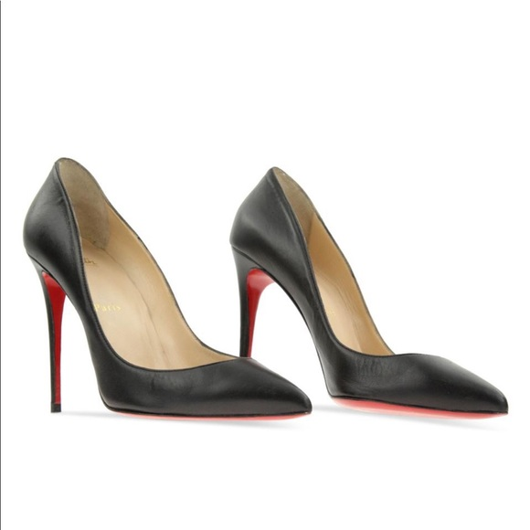 100% authentic eb726 30daa Christian Louboutin-Pigalle 100 Pump